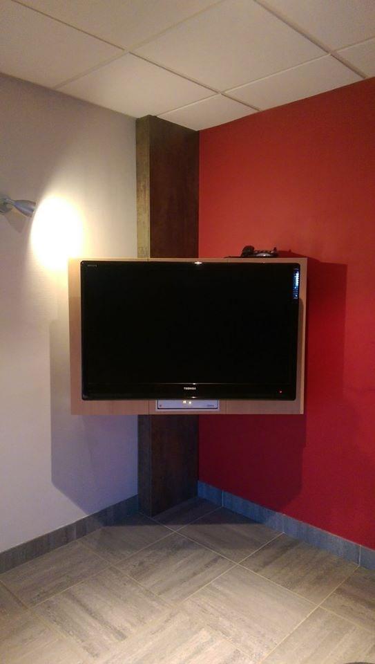 meubles sur mesure menuiserie escaliers mobilier design correze - Meuble Tv Sur Mesure Design