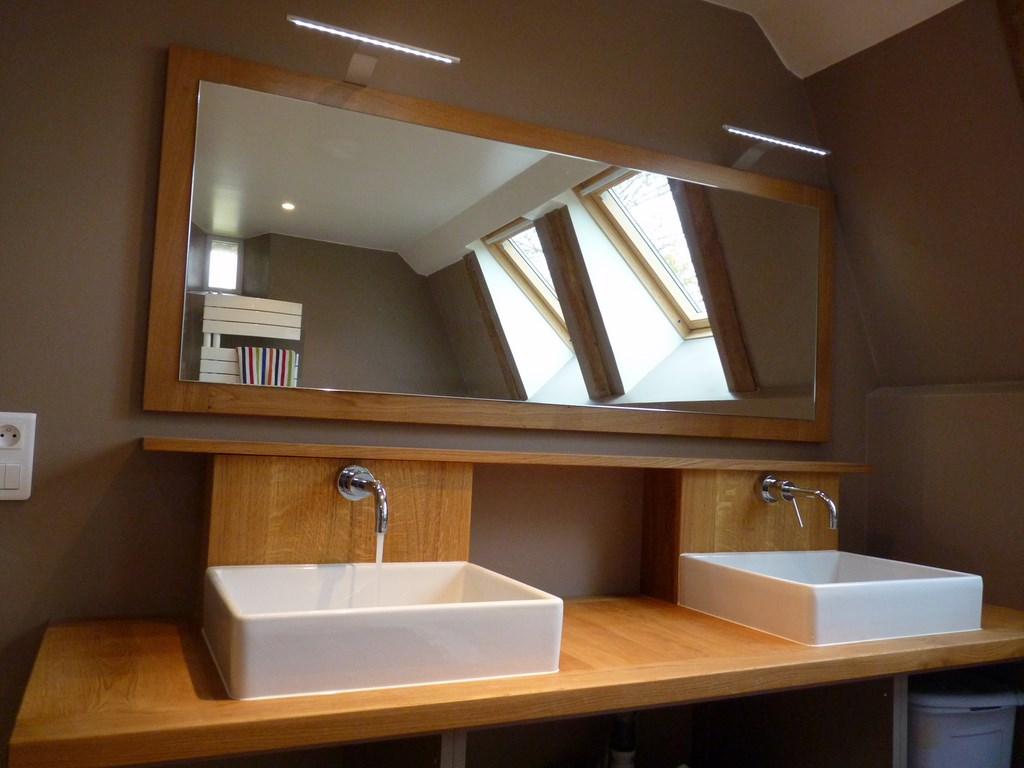 Meubles Salles De Bains Sur Mesure Amenagement Salles De Bains Correze - Meuble salle de bain sur mesure
